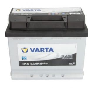 АКУМУЛАТОР VARTA BLACK DYNAMIC 12V,56Ah,480A 556 400 048
